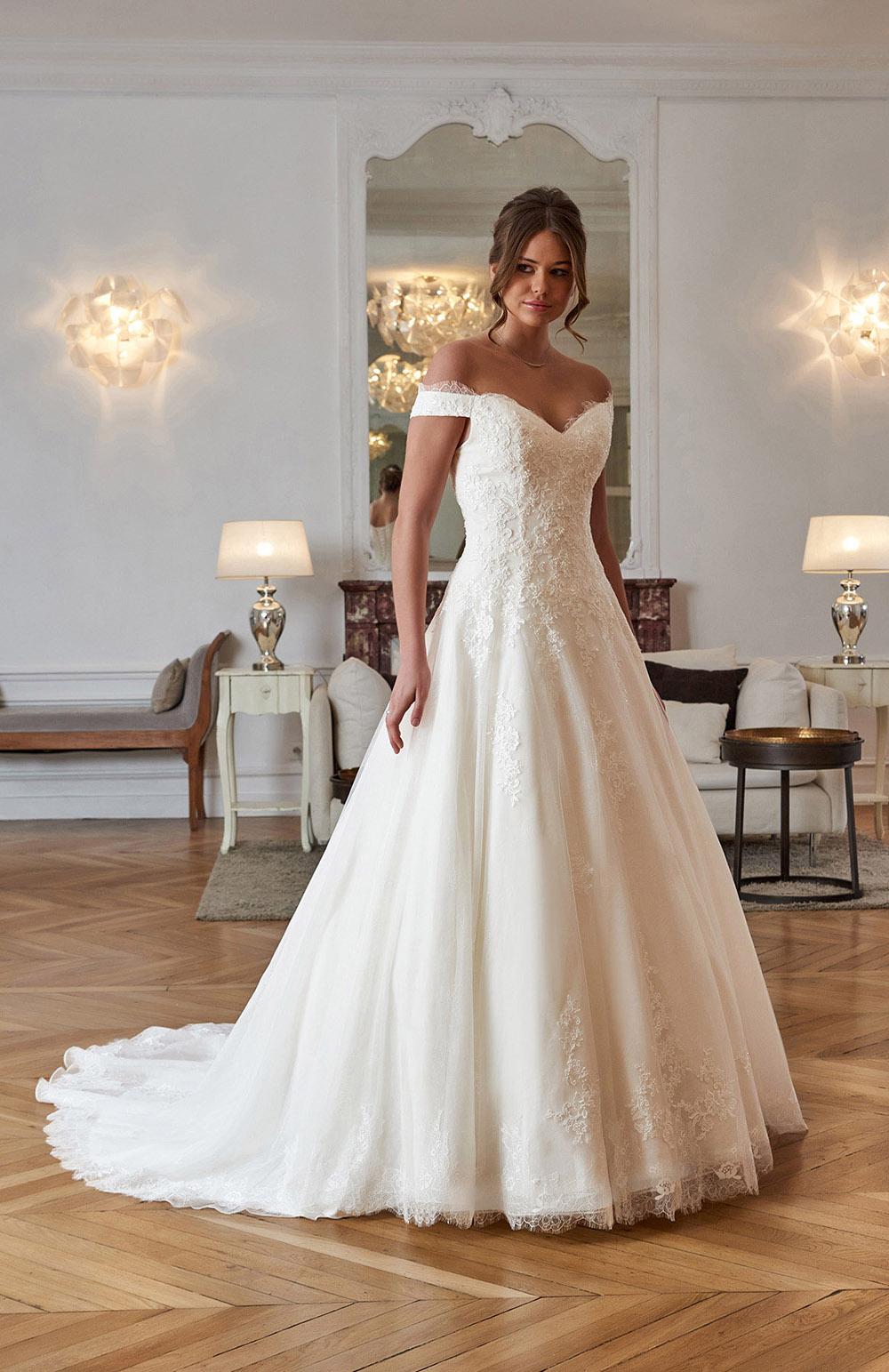 Robe de mariée Modèle Etzi