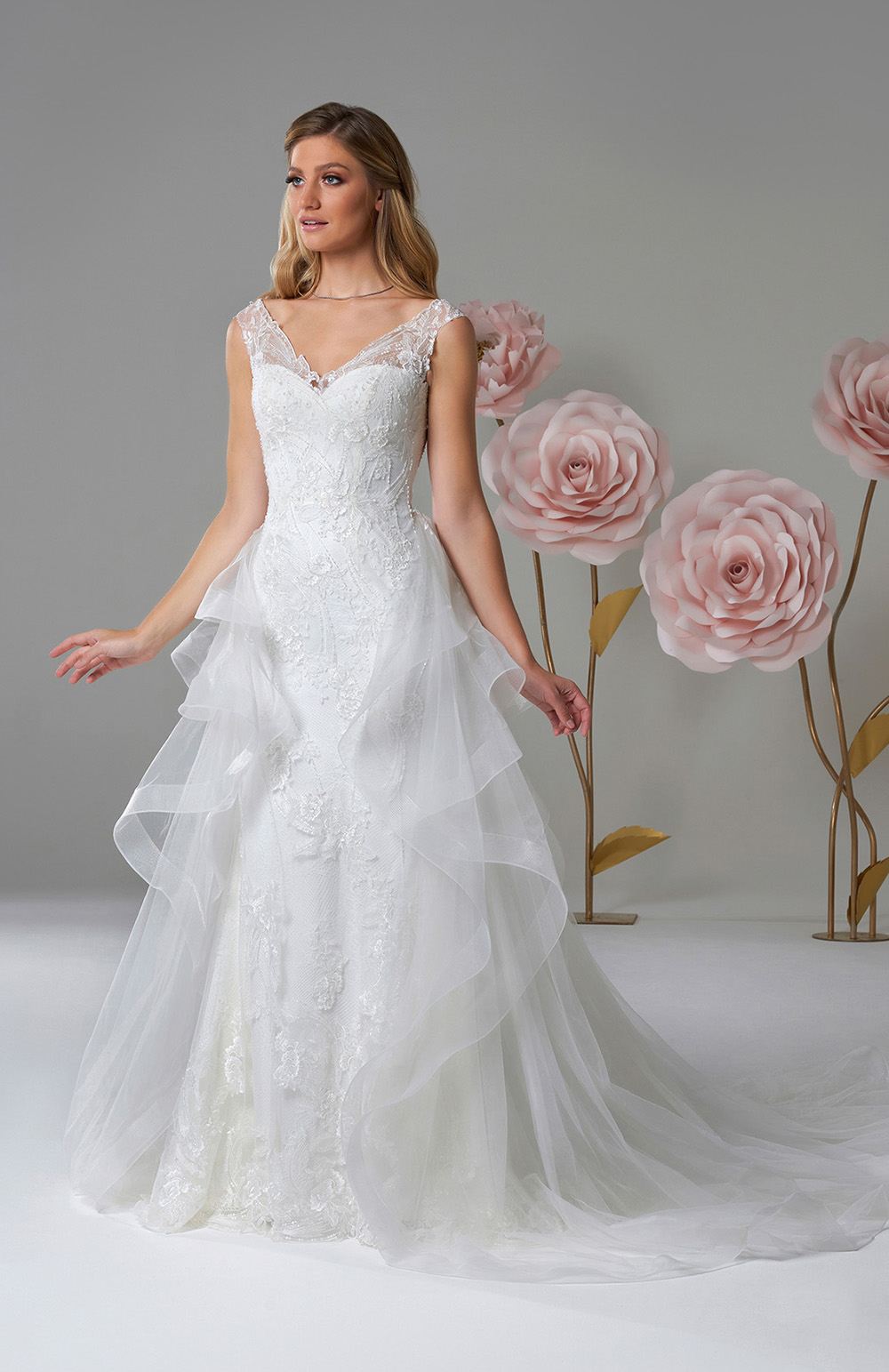Robe de mariée Modèle Ilka