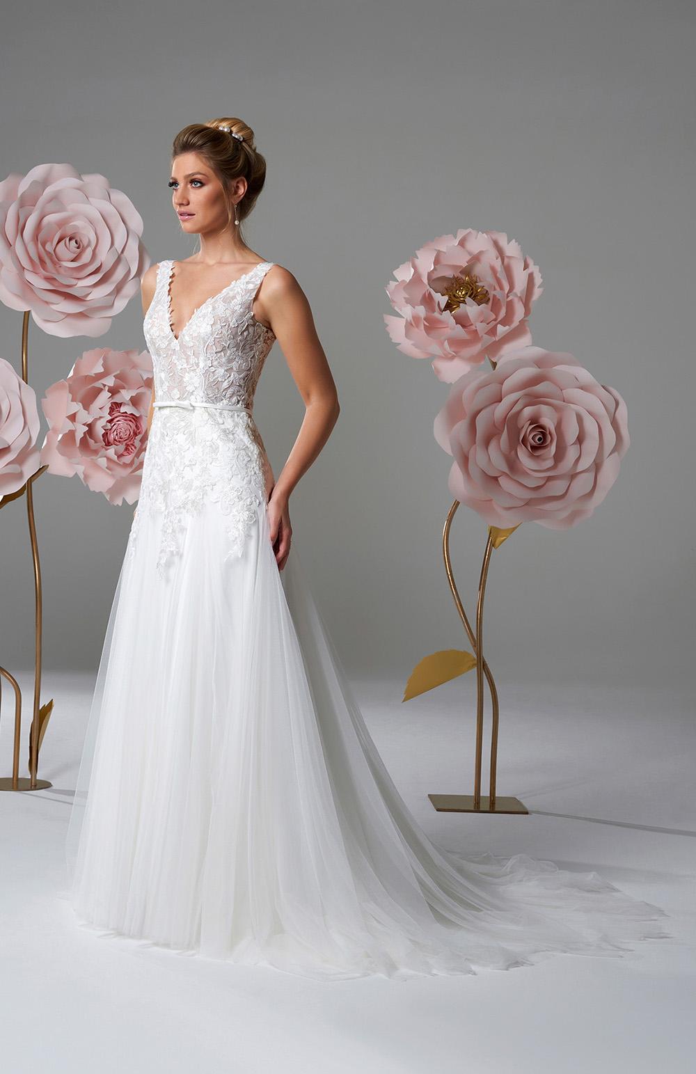 Robe de mariée Modèle iloé