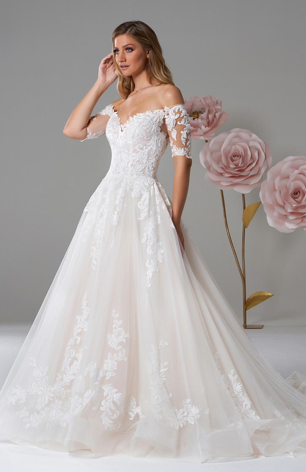 Robe de mariée Modèle Ilona