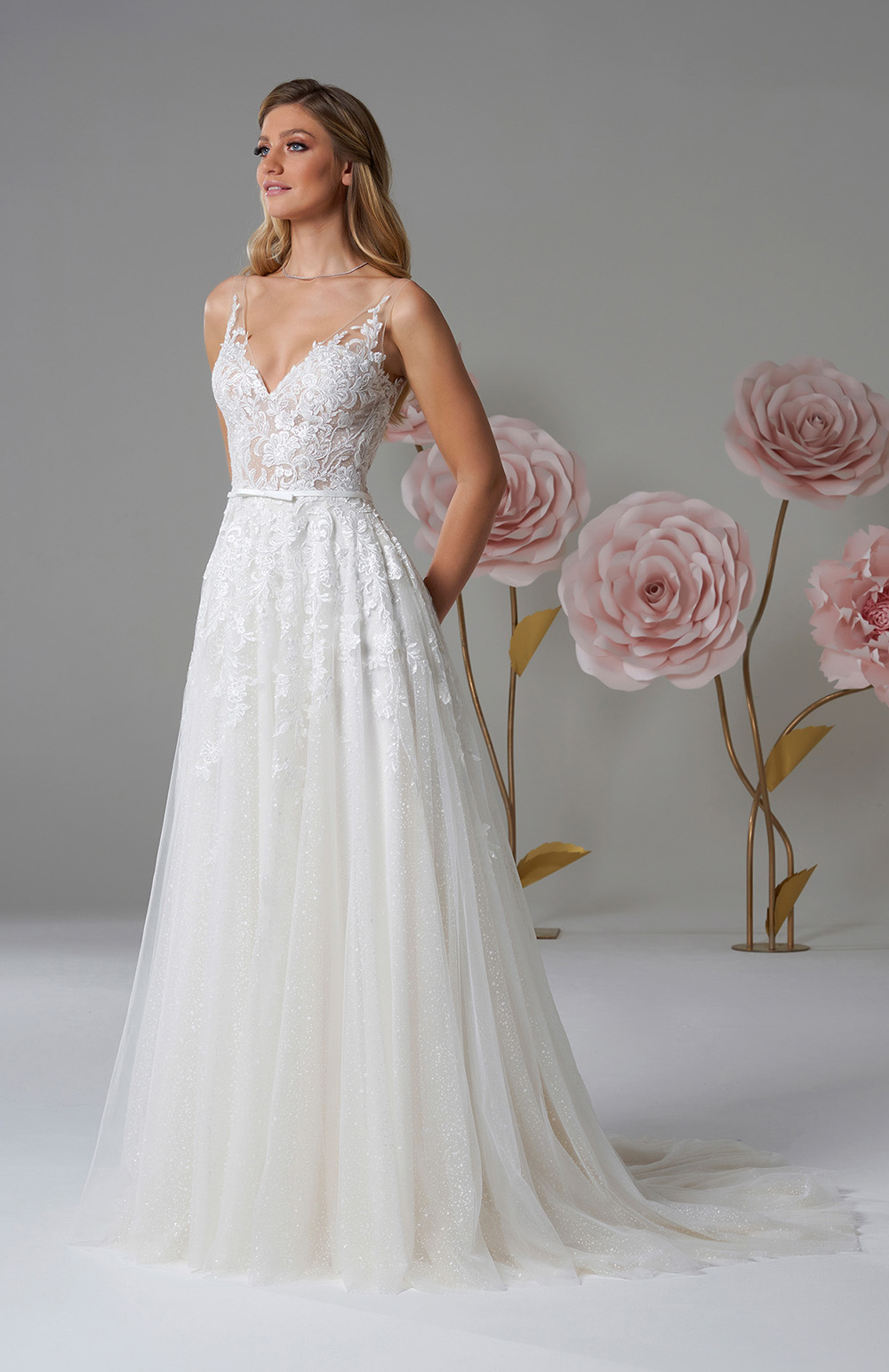 Robe de mariée Modèle Isao