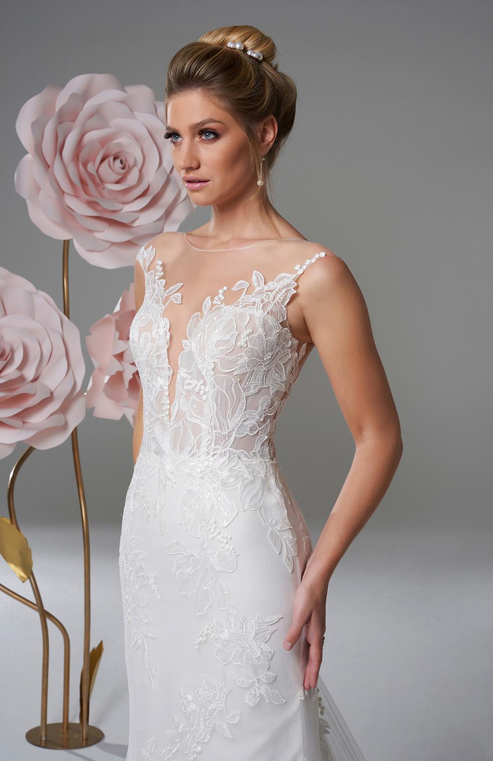 Robes de mariée Rose Angel 2022