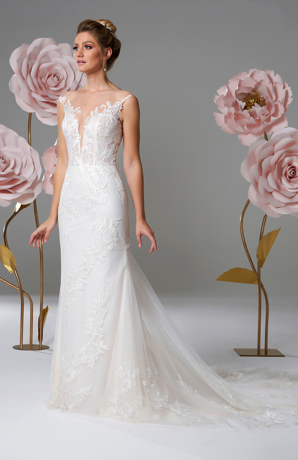 Robe de mariée Modèle Itzel
