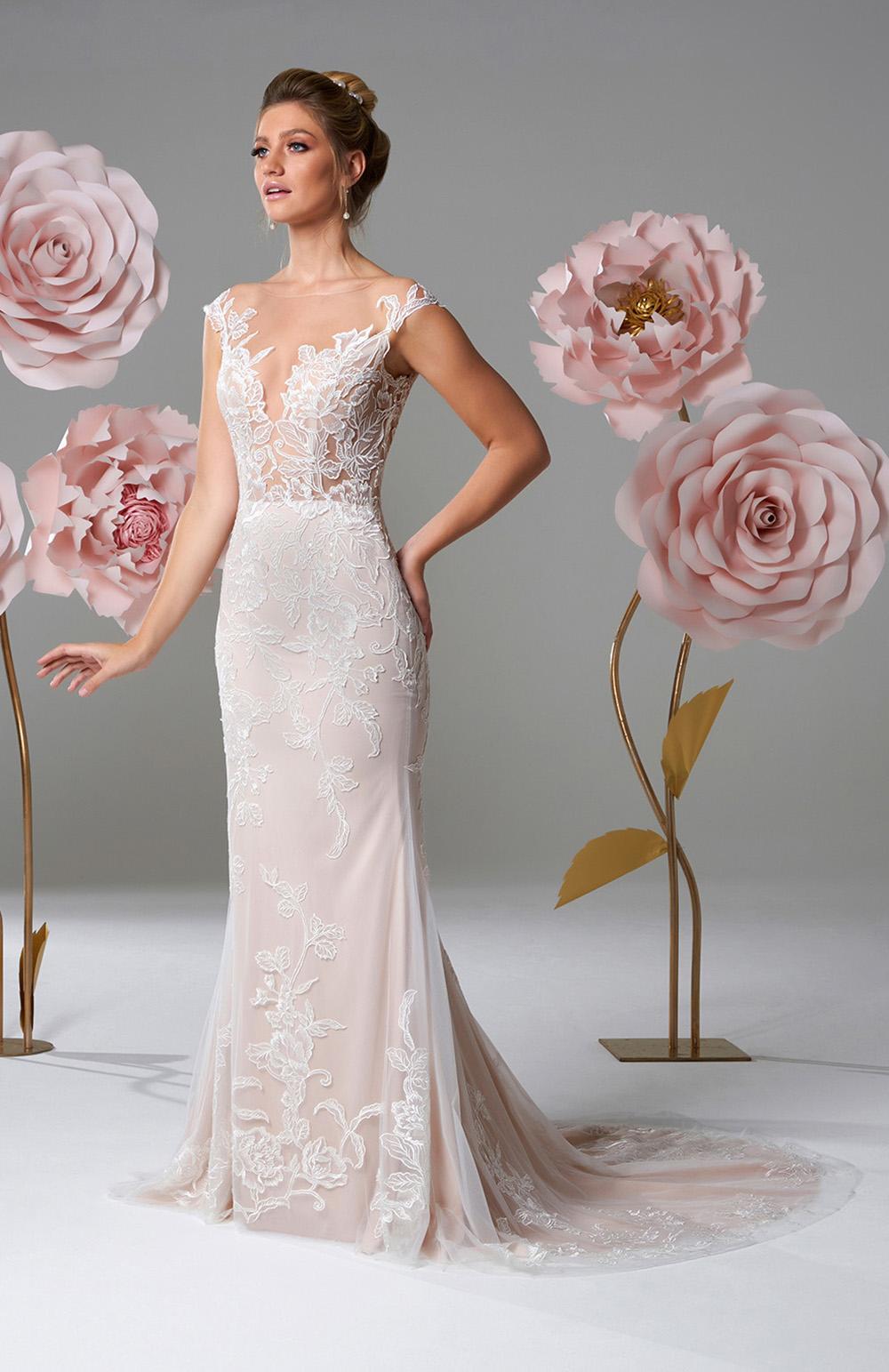 Robe de mariée Modèle Ivy