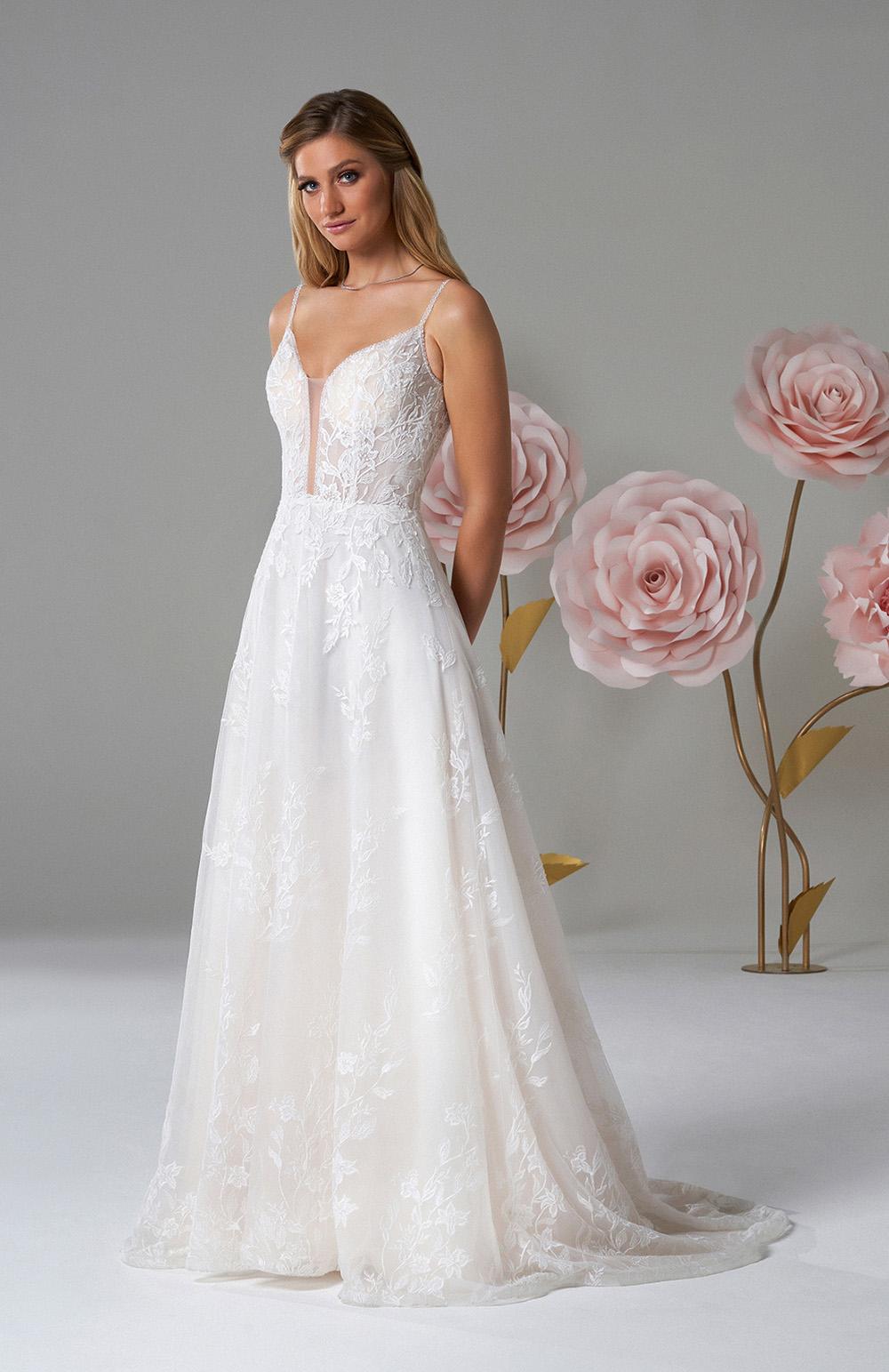 Robe de mariée Modèle Vickie